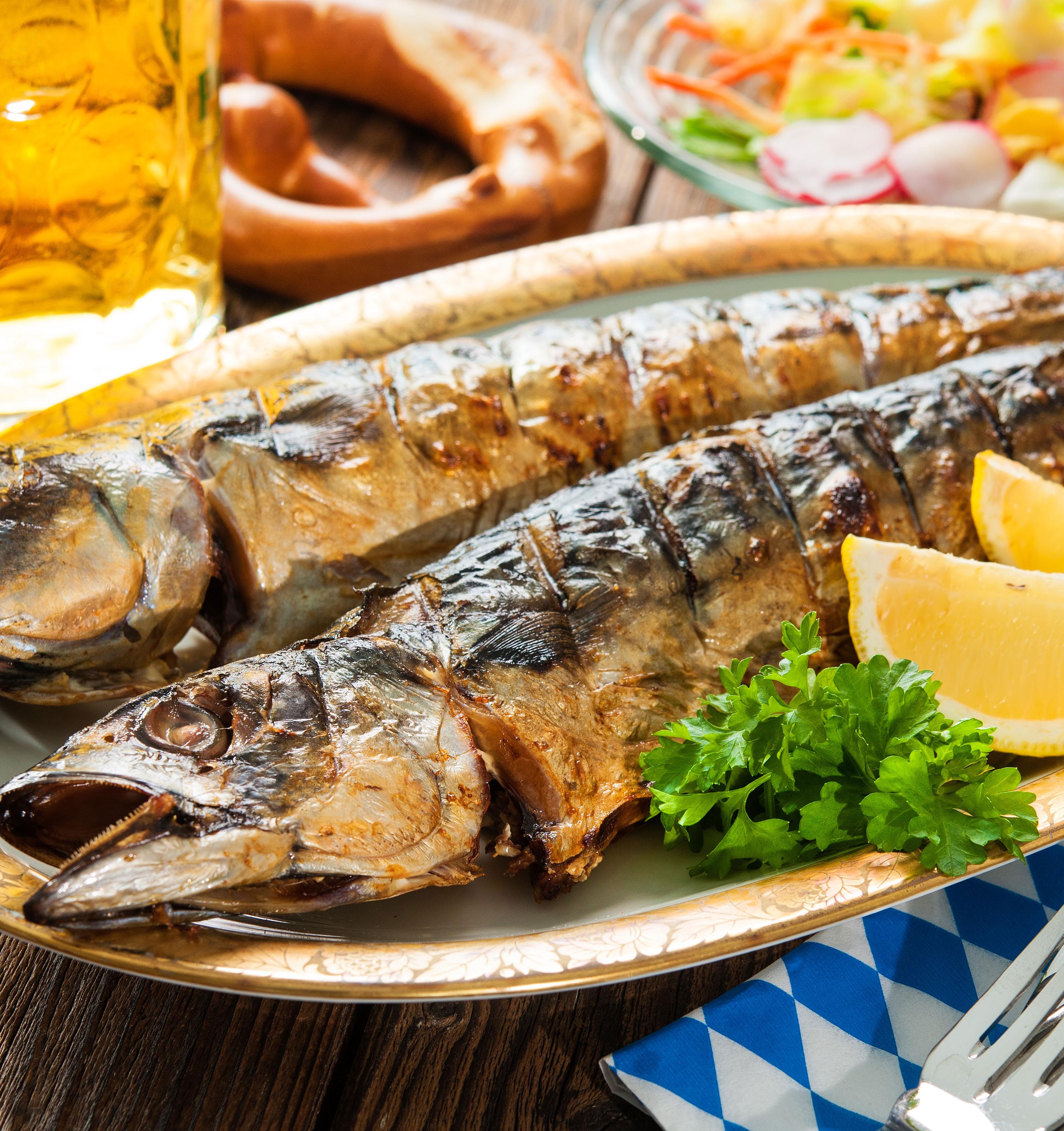 Sgombro marinato alla griglia - Ricetta GiorgioMare
