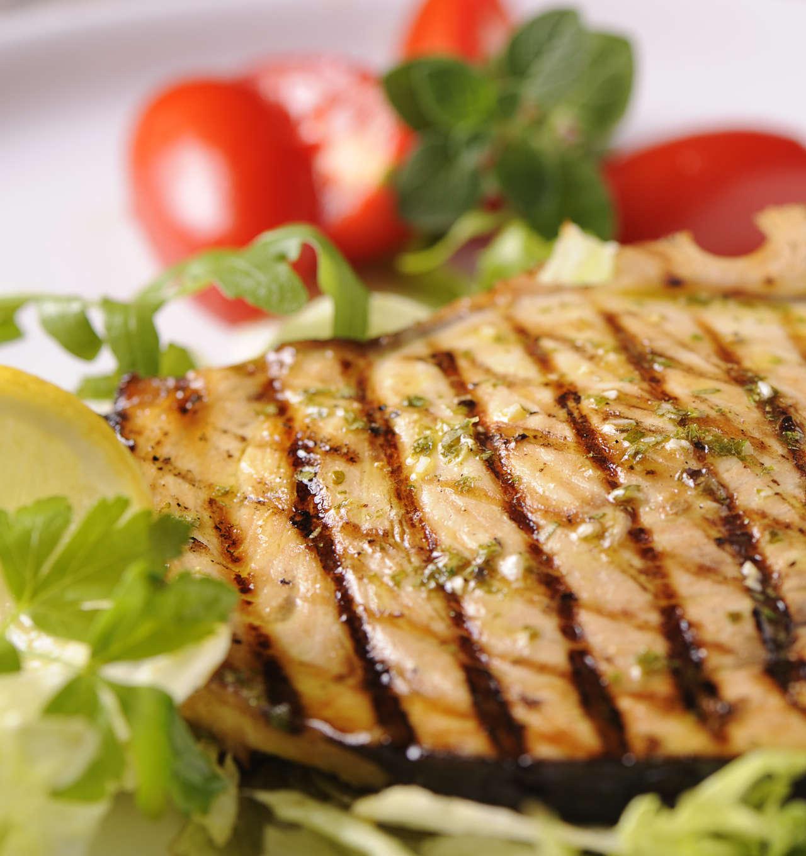 Bistecche di pesce spada alla griglia - Ricetta GiorgioMare